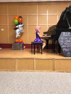 Costume Piano Recital Sandy Utah