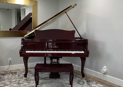 Piano Used for Online and Home Piano Lessons